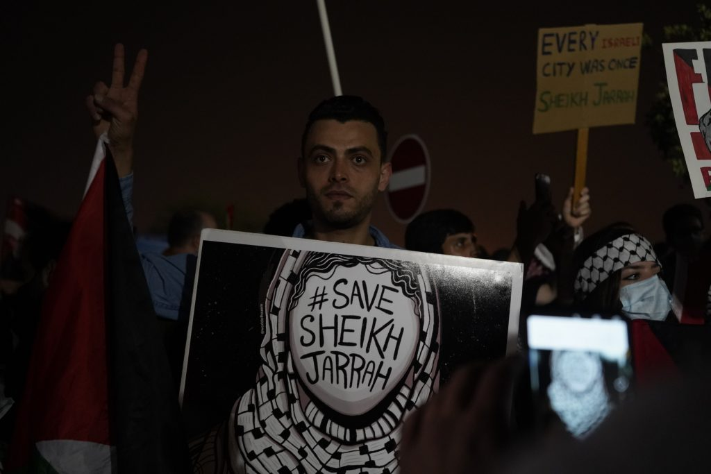 Hundreds of pro-Palestinians marched world wide