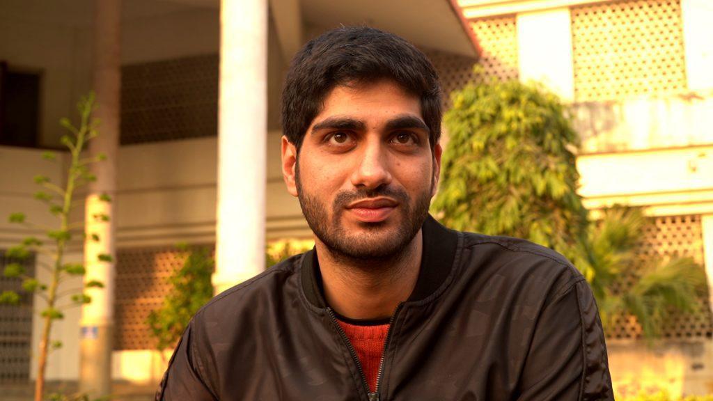 Syed Athif Geelani. Photo: Shaheen Abdulla/Maktoob