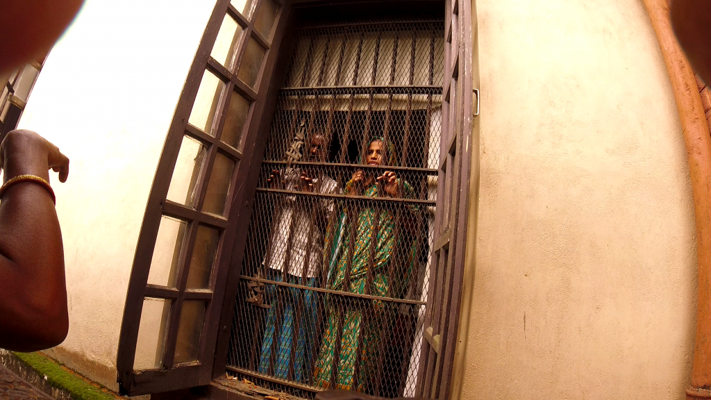 A women who is an inmate of Tezpur detention camo